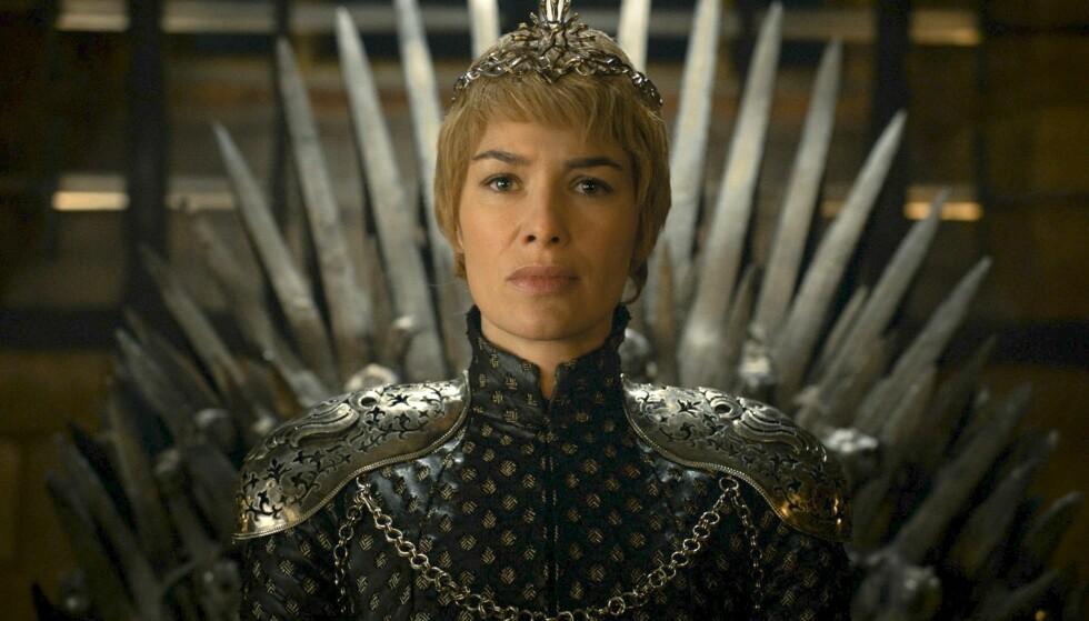 """FARE: Det er kort vei mellom liv og død i """"Game of Thrones"""" . Det er det også i """"Bro bro brille"""". Foto: HBO"""