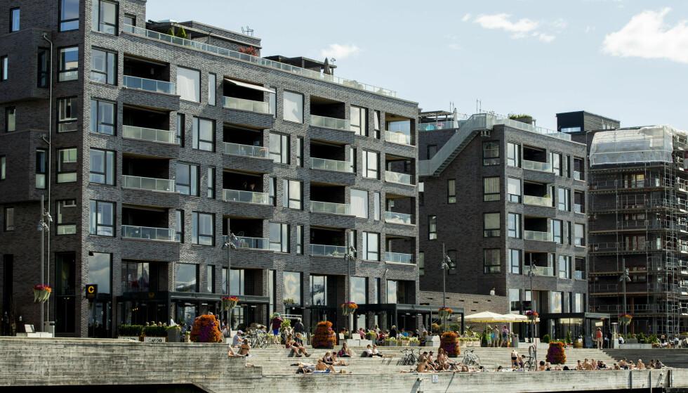 SKATT: Det vil være uklokt å innføre særskilte skatter på sekundærbolig. Problemene i boligmarkedet skydes manglende beskatning av primærbolig, skriver Aksel Braanen Sterri. Foto: Vegard Wivestad Grøtt / NTB scanpix