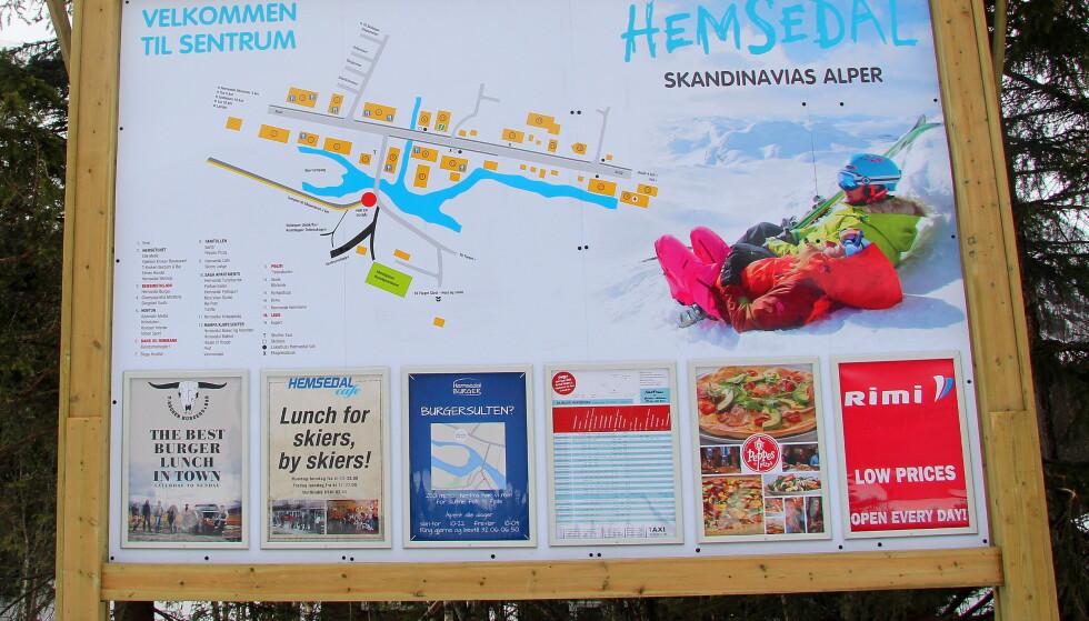 Det var i Hemsedal den angivelige gjengvoldekten fant sted.  Foto: Kirsten Margrethe Buzzi