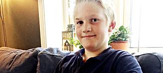 Mikael (12) skulle bare fange pokémon da han fant pose med tusenvis av kroner. Roses av politiet