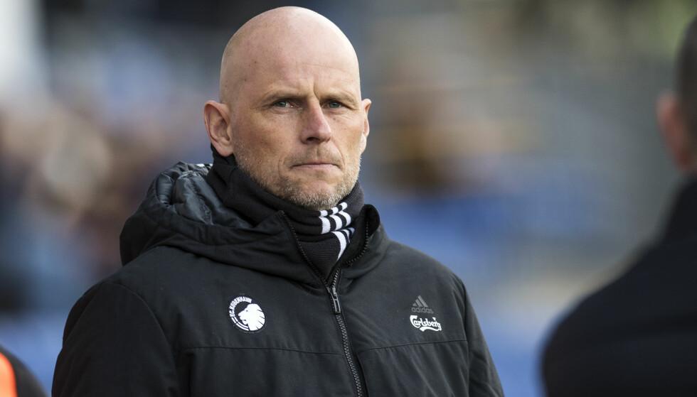 DOBBELTROLLE? Ståle Solbakken er NFFs førstevalg som ny landslagssjef. Spørsmålet er om en dobbeltrolle som FCK- og Norge-trener er aktuelt. Foto: NTB Scanpix