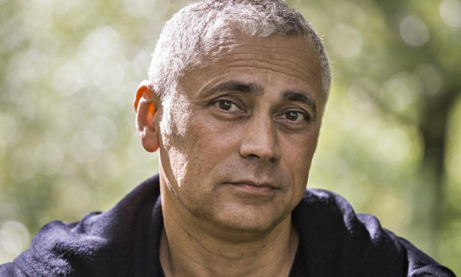 PRISVINNER: Ivo de Figueiredo får språkpris for sine to siste bøker. Foto: Jørn H Moen / Dagbladet