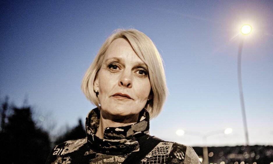 ALDRI HØYREEKSTREM: Jeg har aldri vært høyreekstrem. Det må være lov å være skeptisk til innvandring, lov å si ifra, lov å være imot radikal islamisering., skriver Lena Andreassen.Foto: Lars Eivind Bones / Dagbladet