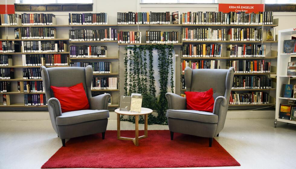 NYTT HELSERÅD: Les bøker er en tre og en halv time i uka, og du lever lenger, viser en ny studie fra Yale. Foto: NTB scanpix
