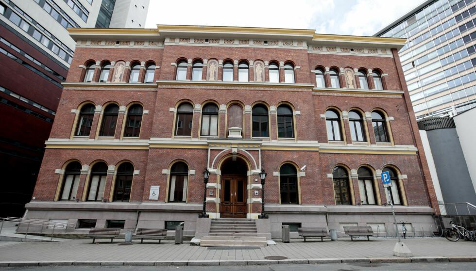 BEHANDLET SAK TO GANGER: To sett av tre ulike dommere i Borgarting lagmannsrett kom til helt ulike avgjørelser i samme sak. Foto: Lise Åserud / NTB scanpix