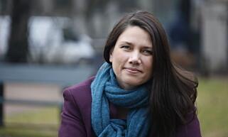Heidi Nordby Lunde. Foto: Tom A. Kolstad