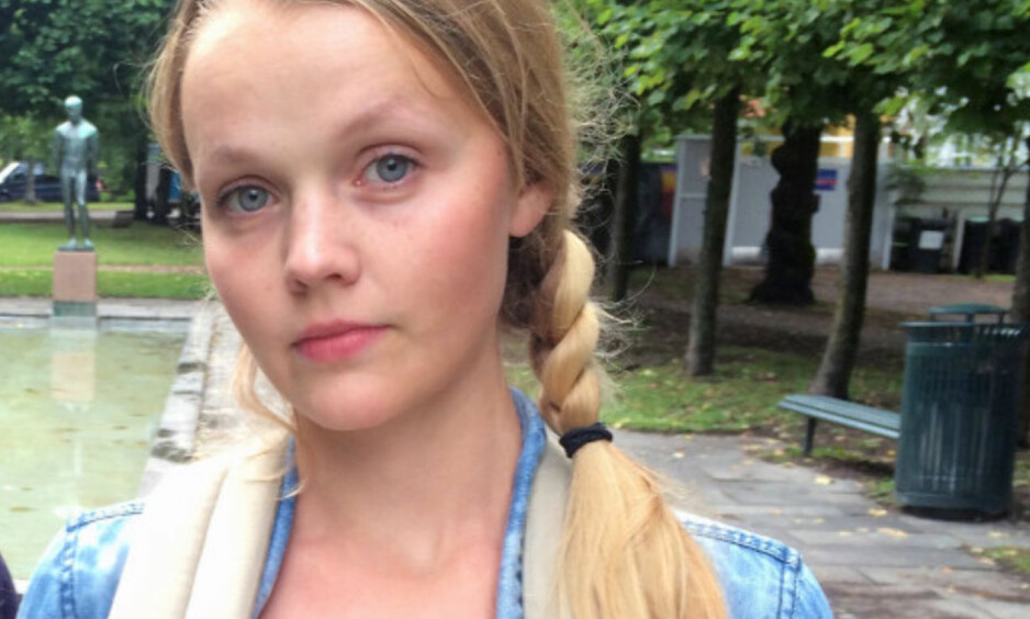 HOLDNINGSENDRING: Mira Aasjord mener at en holdningsendring må til for at kvinner ikke skal bli seksualisert. Foto: Sindre Granly Meldalen / Dagbladet