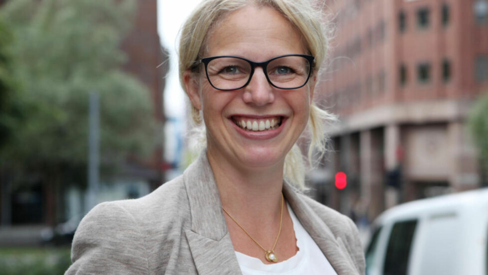 Bekymret: Linda Granlund i Helsedirektoratet vil ha mer fokus på frukt og grønnsaker i kostholdet. Foto: Helsedirektoratet