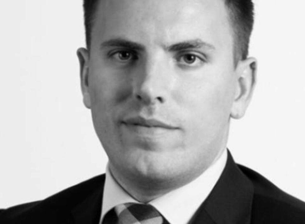 FORSVARER: Advokat Fisnik Baki i advokatfirmaet Storrvik. Foto: Advokatfirmaet Storrvik