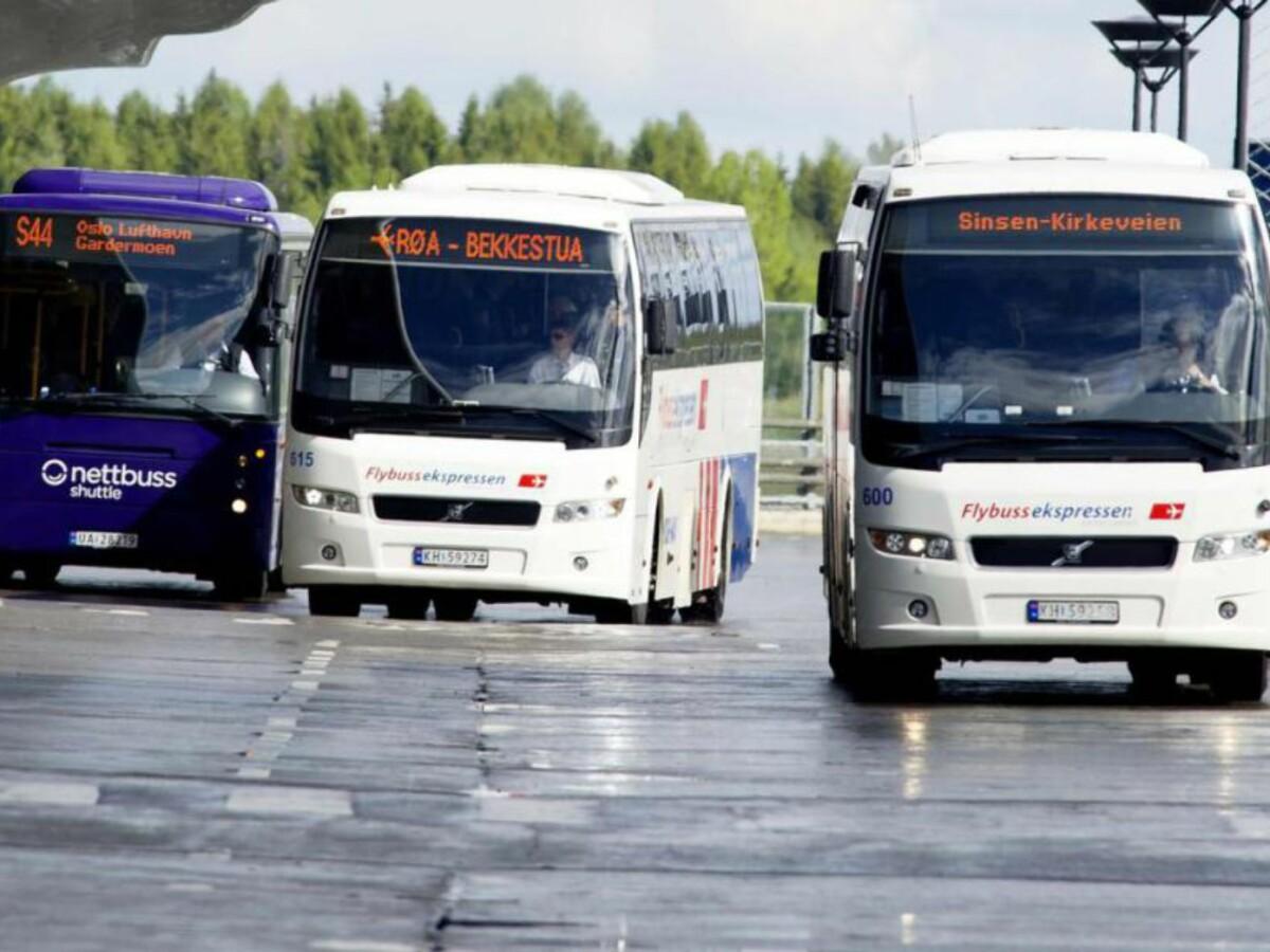 Flybussen Bekkestua Gardermoen Rutetider