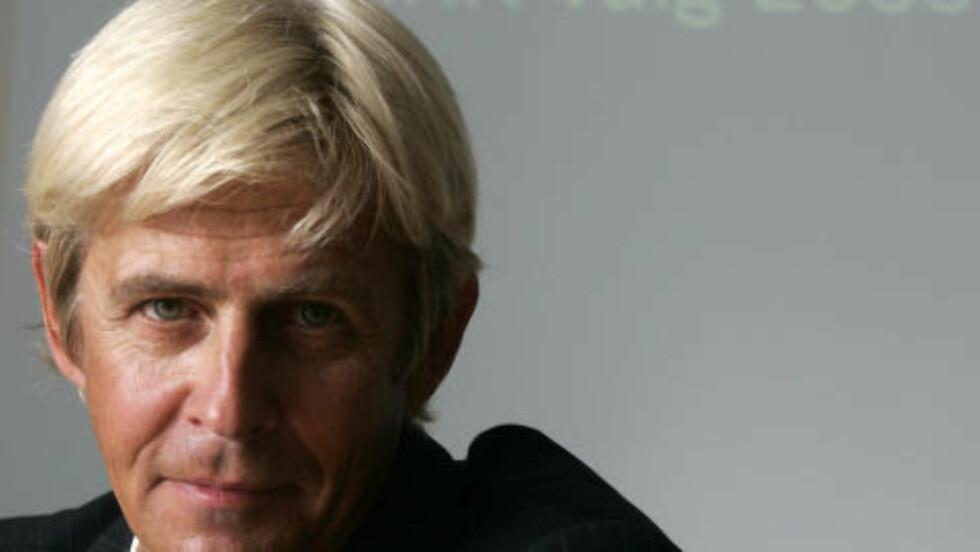 PROFIL: Anders Magnus har ledet nyhetsprogrammer og vært korrespondent for NRK. Foto Bjørn Sigurdsøn / SCANPIX