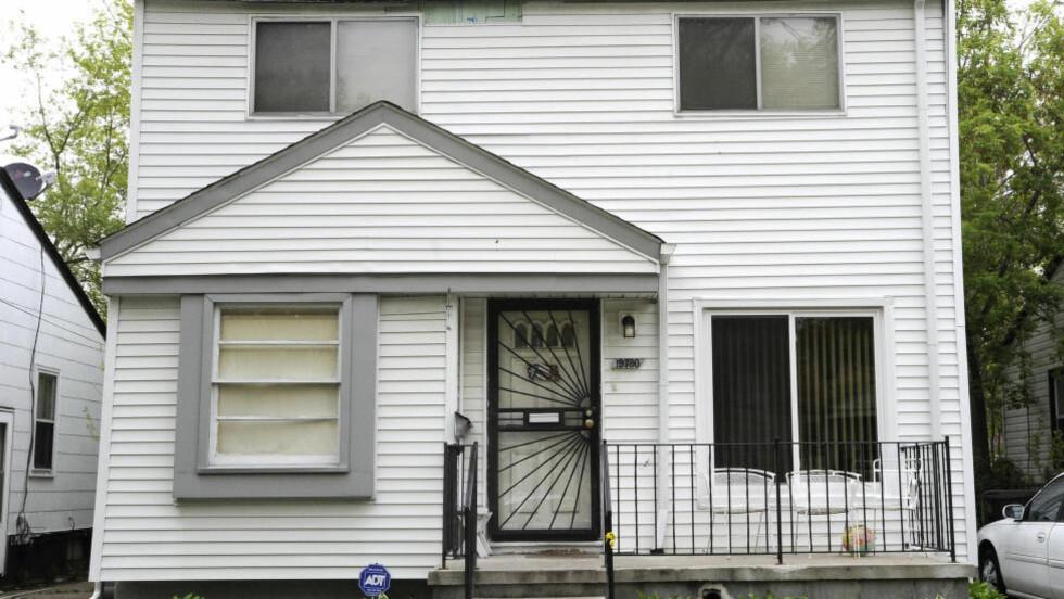 -TRAGISK: En fem år gammel jente døde etter lek med sin bestemors pistol i Detroit, USA. - Dødsfallet er tragisk og trist og kunne vært unngått, sier politisjefen. Foto: Todd McInturf/Detroit News/AP/Scanpix