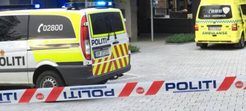 Mann erklært død etter fall fra 8. etasje i Oslo