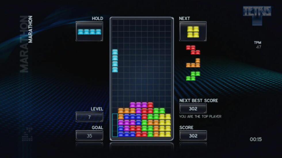 BLIR FILM: Neste år starter innspillinga av filmen om spillet Tetris. Ifølge produsenten blir det en science fiction-thriller. Foto: NTB Scanpix