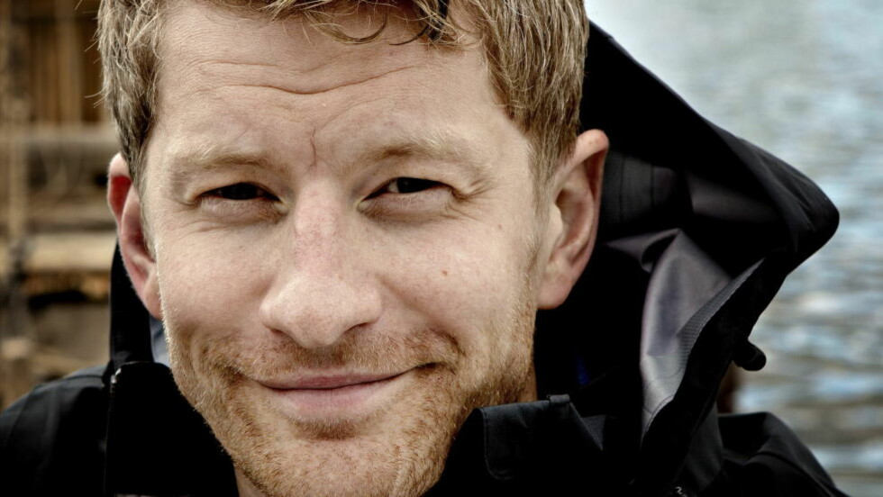 KLAR FOR TEATERSCENEN:  Odd Magnus Williamson er klar for teaterscenen, med blandede følelser. Foto: Lars Eivind Bones / Dagbladet