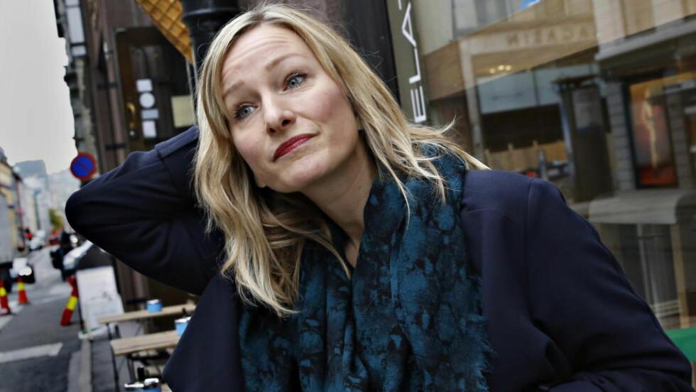 - GYV LØS!: Oslo-byråd Inga Marte Thorkildsen er stor fan av NRK-serien «Skam». Hun mener, i likhet med andre, at innholdet burde bli pensum på skolen. Foto: Jacques Hvistendahl / Dagbladet