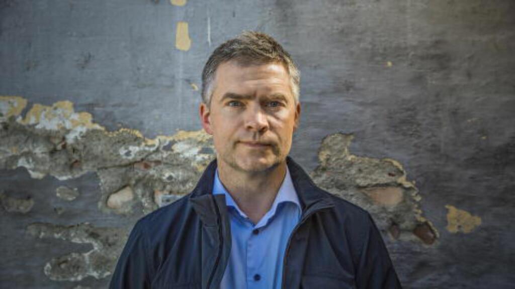 - LITEN KJERNE: Terrorforsker Petter Nesser mener det er en liten kjerne av jihadister som står bak det meste av islamistisk terrorisme i Europa i dag. FOTO: JØRN H. MOEN