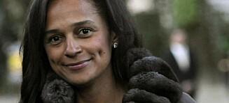 Presidenten sparket hele styret, og ansatte «prinsessen» - Afrikas rikeste kvinne og hans egen datter