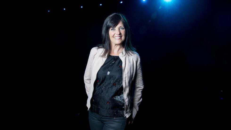 GLEDER SEG: - Jeg har lenge hatt lyst til å delta på «Stjernekamp», sier tidligere MGP-vinner Kate Gulbrandsen, som ser fram til å synge i beste sendetid til høsten. Foto: Bjørn Langsem / Dagbladet