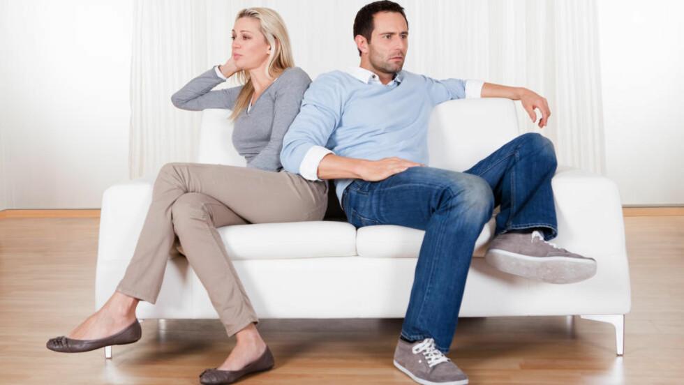 INVESTERING: Dersom man skal få parforholdet til å fungere, så er man nødt til investere i det. At det er mye å gjøre på jobben er ingen unnskyldning. Foto: Shutterstock