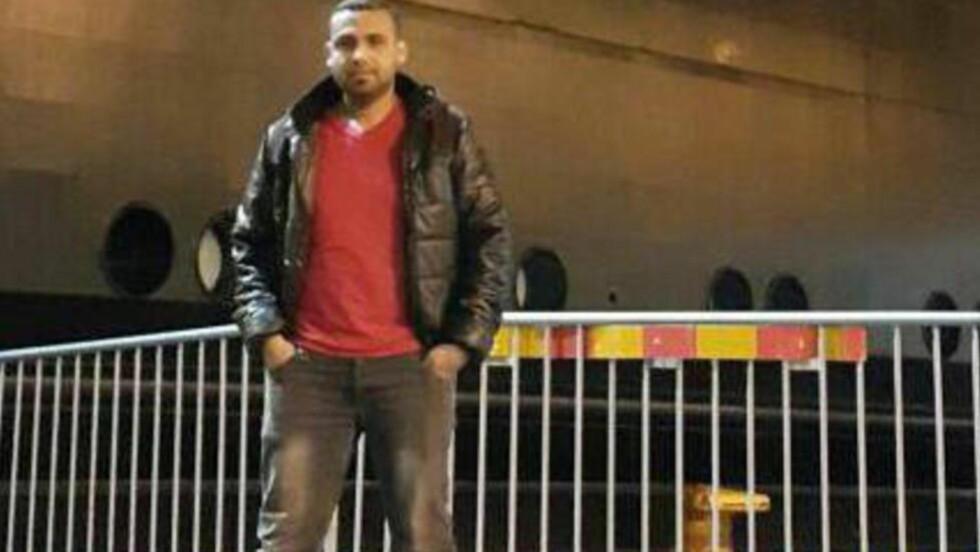 KASTET UT: Abdullah ble busset ut av Norge tirsdag kveld, og har fått beskjed av russiske myndigheter at han må ut av landet innen midnatt torsdag. FOTO: Privat