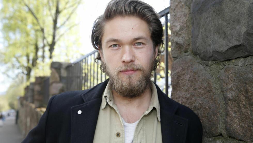 KLAR: Norske Jakob Oftebro har fått en sentral rolle i «Snømannen», men hvem han skal spille er ennå ikke kjent.   NTB scanpix