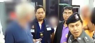 Ny video viser øyeblikket politiet raidet bridgeklubb full av pensjonister