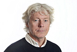FOTBALLEKSPERT: Dagbladets fotballkommentator Morten Pedersen.  Foto: H. A. Vedlog