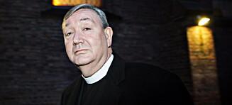 Kulturdepartementet: Den katolske kirke brøt loven
