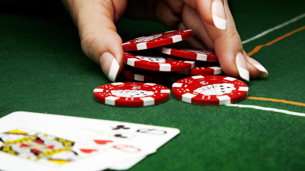 NYE REGLER: Skattedirektoratet snur, og har kommet fram til at man ikke skal beskatte «tilfeldige gevinster» fra pengespill som poker. Foto: Lars Myhren Holand / Dagbladet