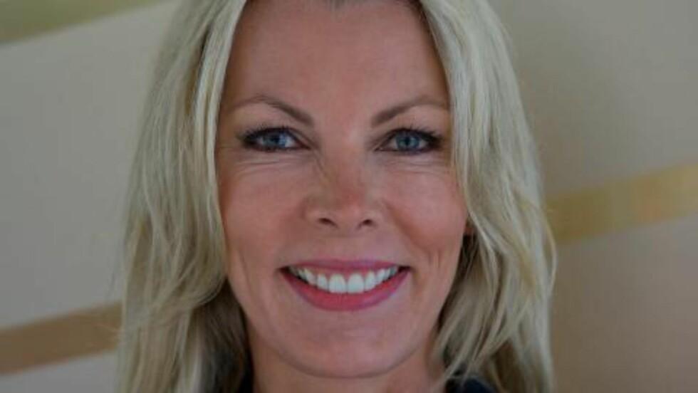 STYRELEDER: Advokat Cecilie Grue. Foto: Privat