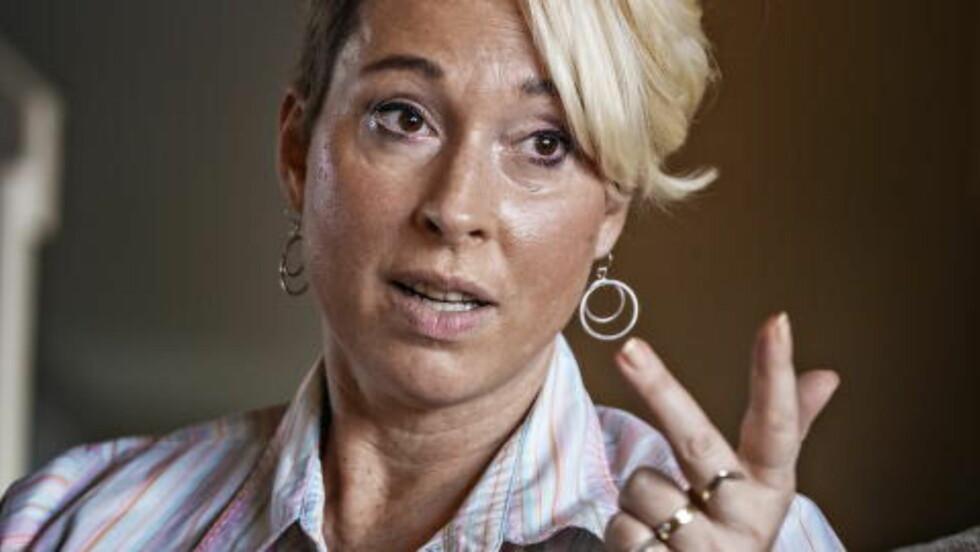 VIL BIDRA: P4-profil Lise Askvik går inn i styret i Martine-stiftelsen. Foto: Jørn H Moen / Dagbladet