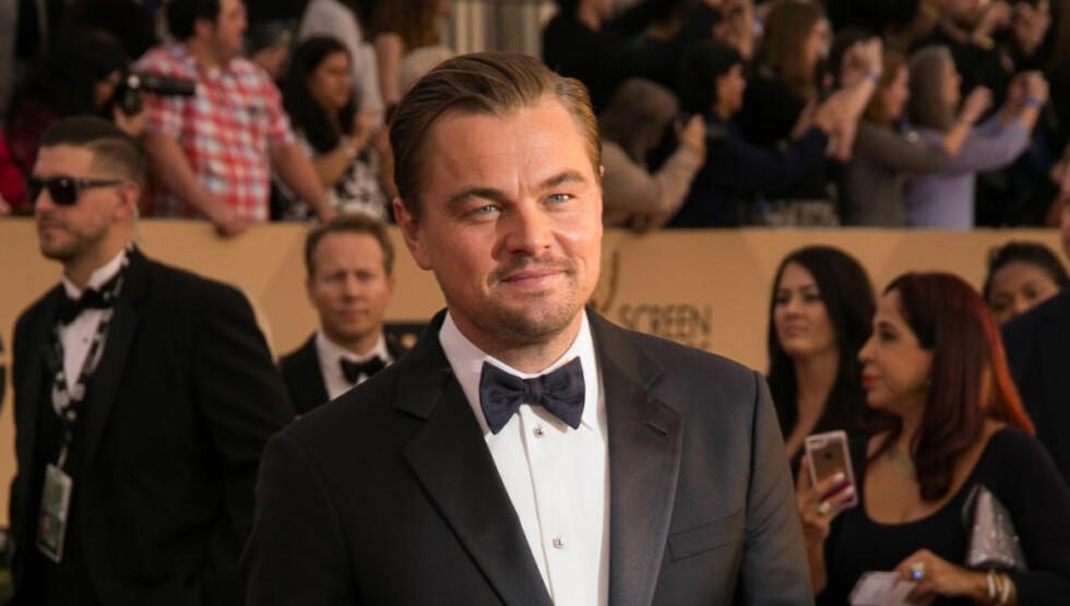 NY ROLLE: Skuespiller Leonardo DiCaprio er blant Hollywoods største stjerner. Foto: Brian To/WENN.com