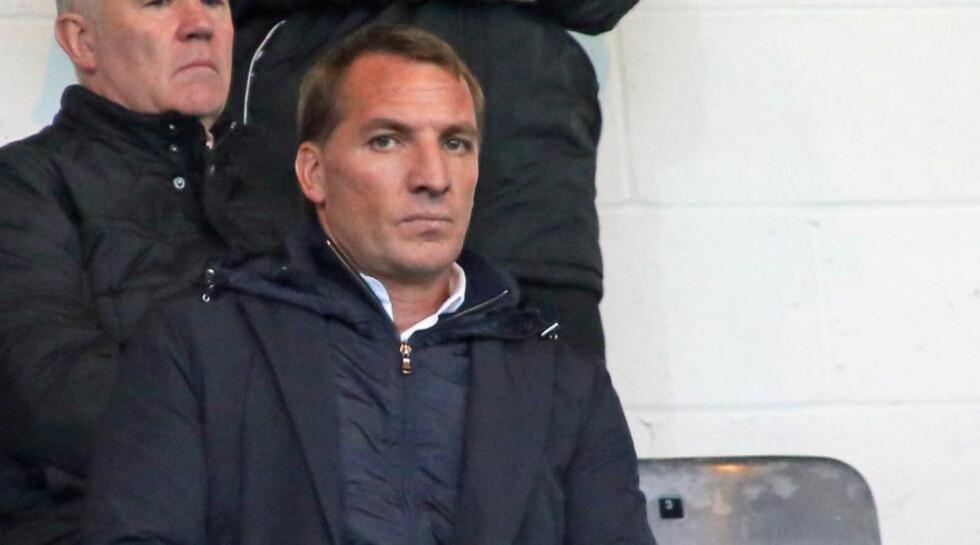 ETTERTRAKTET: Brendan Rodgers hevder han har hatt fem tilbud fra toppklubber etter at han fikk sparken i Liverpool.Foto: Daniel Youngs/ProSports/REX Shutterstock/ NTB Scanpix