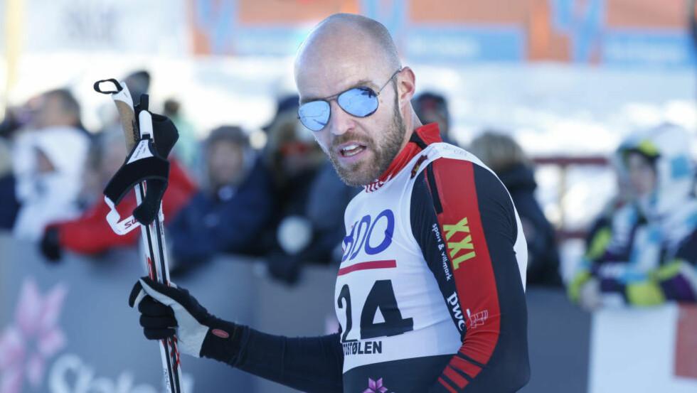 LANGLØPSSUKSESS: Tord Asle Gjerdalen vant Toblach-Cortina i dag. Bildet er fra Beitostølen. Foto: Terje Pedersen / NTB Scanpix