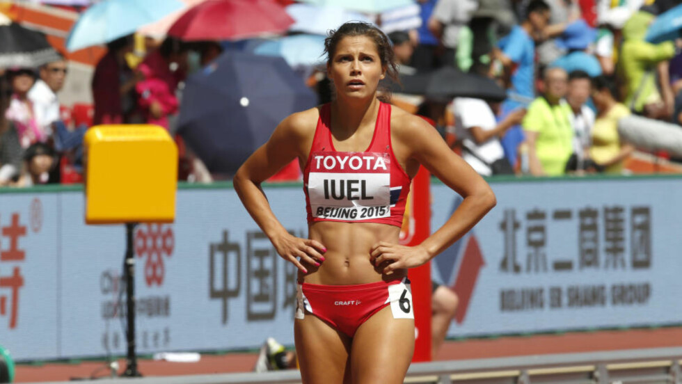 IMPONERER: Amalie Iuel løp inn til norsk rekord på 400 meter hekk i USA. Foto: Vidar Ruud / NTB Scanpix