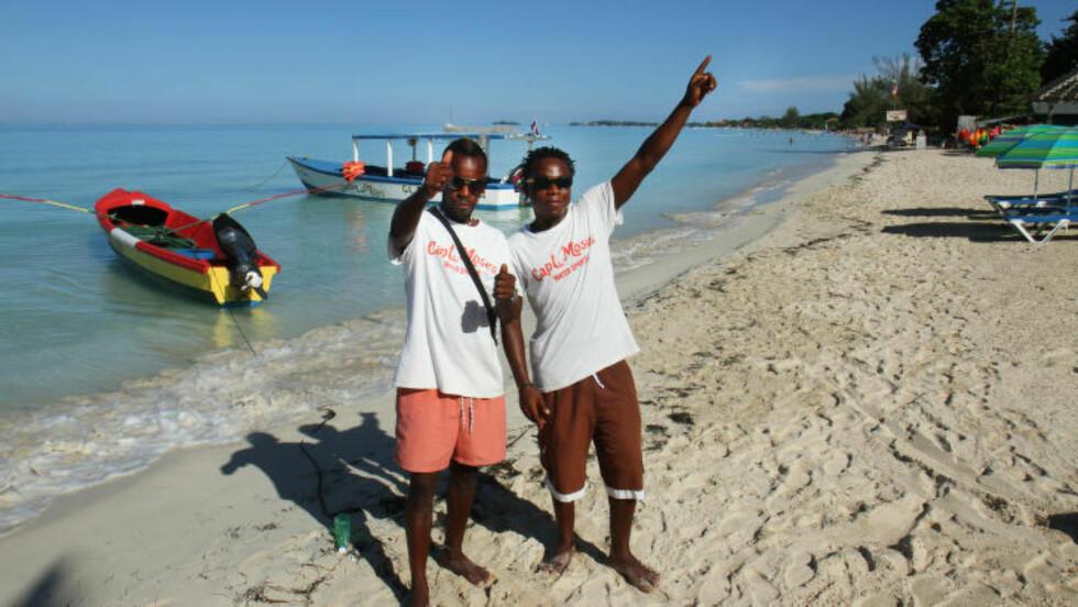 JAMAICA Foto: RUNAR LARSEN