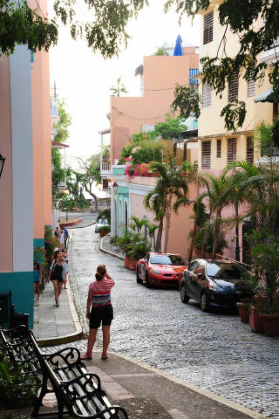 PUERTO RICO Foto: TORILD MOLAND