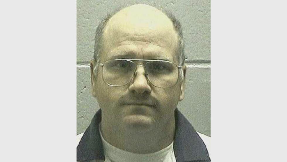 HENRETTET: Den tidligere marinegasten Travis Hittson (45) ble henrettet i et fengsel i Georgia natt til torsdag. Foto: Reuters / Georgia Department of Corrections / NTB Scanpix
