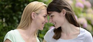 Ny forskning: Lesbiske tjener mer enn heterofile kvinner