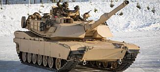 Amerikanske marinesoldater ble som «Bambi på glattisen» under norsk øvelse