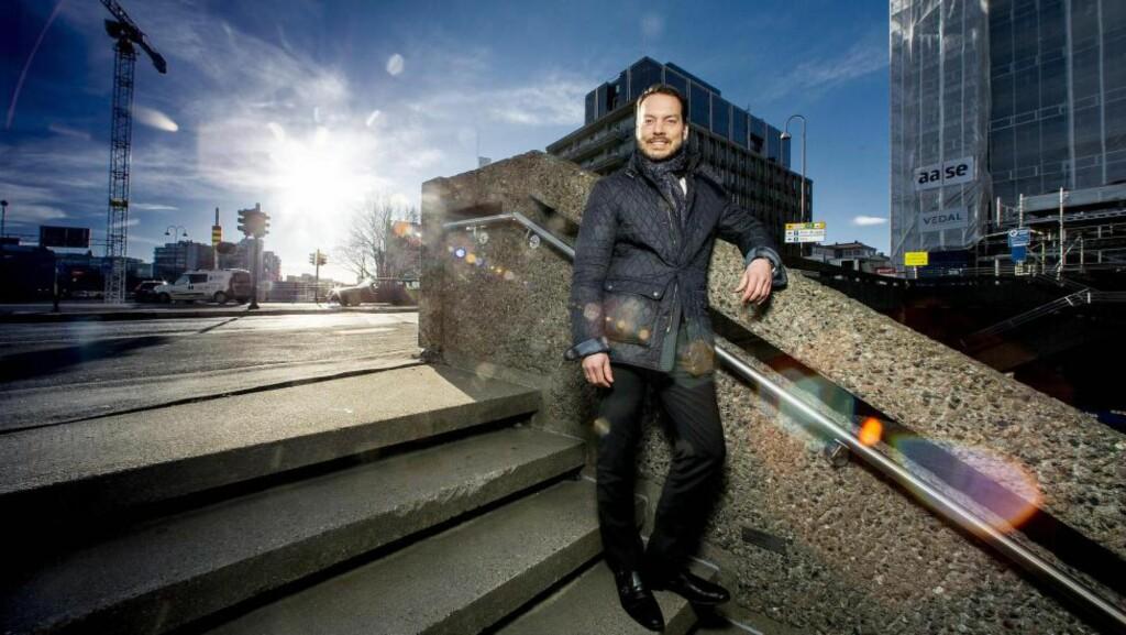 TRENTE SEG SYK:  Karl O. Strøm fikk rabdomyolyse etter at økte treningsmengden innenfor crossfit-grenen.  Foto: Bjørn Langsem / Dagbladet