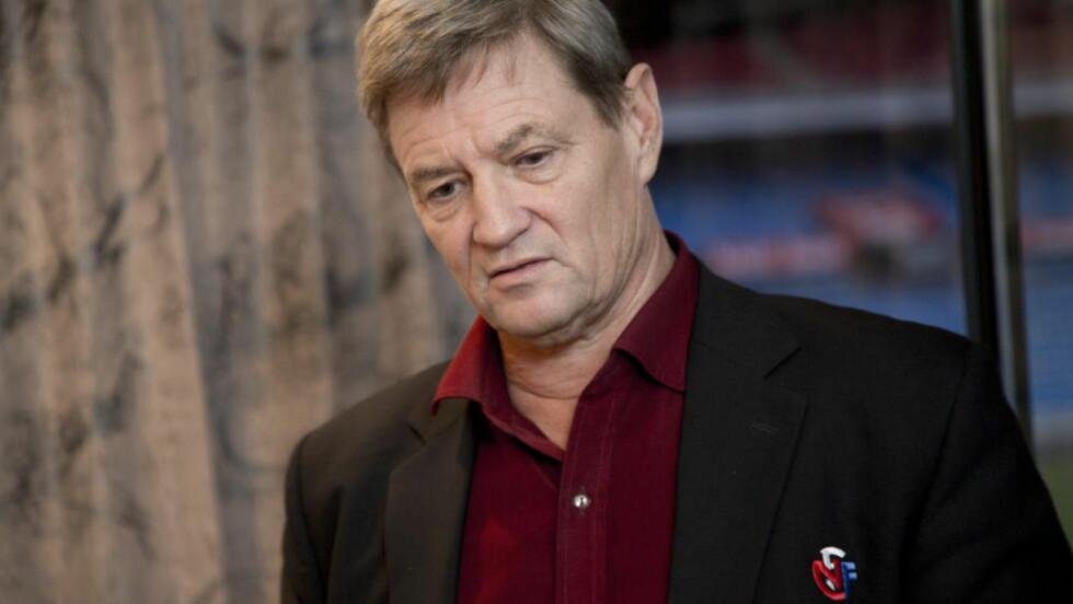 KRITISK: Ronny Aasland, direktør for strategi og forretningsutvikling i Norges Fotballforbund.  Foto: Sveinung U. Ystad, Dagbladet
