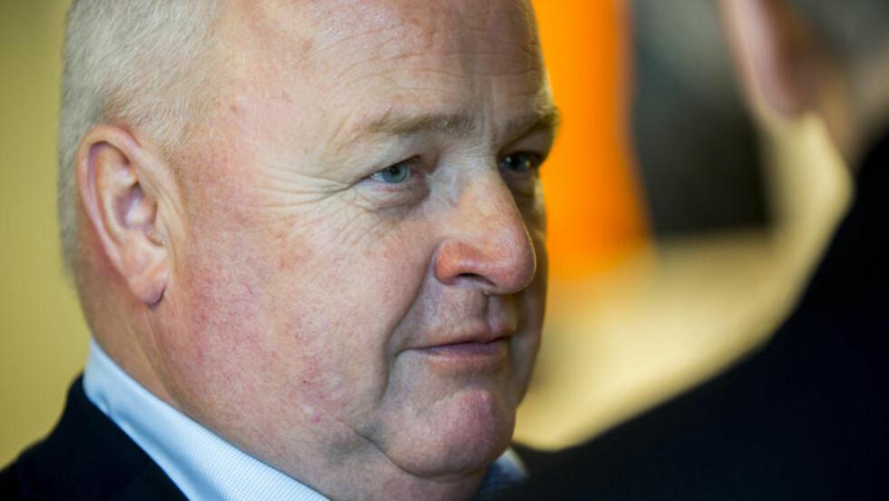 VALGT: Terje Svendsen. Foto: Vegard Wivestad Grøtt / NTB scanpix