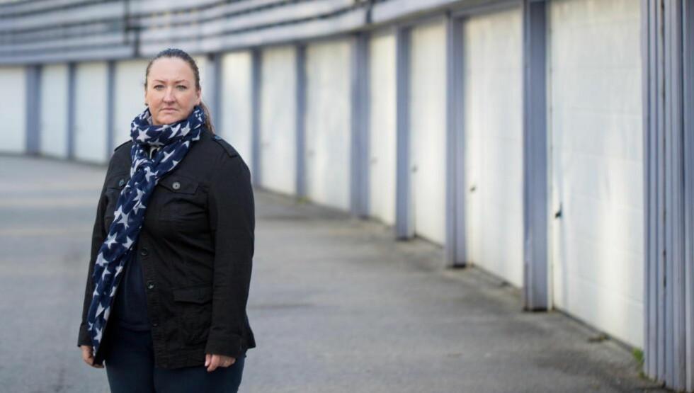 BLIR TØFT: Vaskeriansatte Ann-Laila Lintunen tror det blir tøft å klare seg med den pensjonen hun har rett på med dagens pensjonssystem.