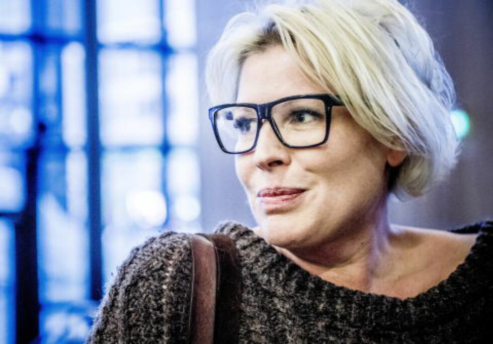 KRASS:  - Jeg skjønner ikke hvordan de våger å sette seg til doms over disse folka, sier Anne-Kat Hærland. Foto: Thomas Rasmus Skaug / Dagbladet
