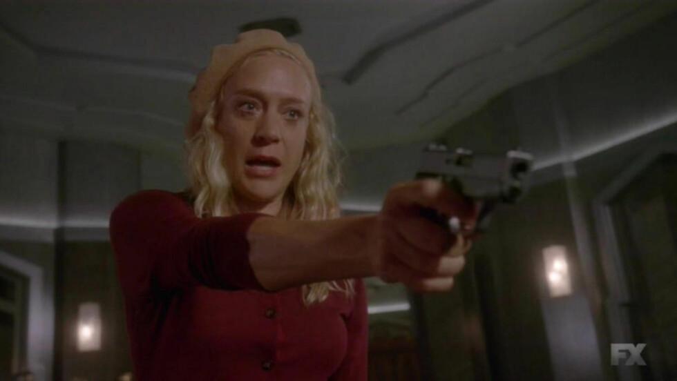 KLAR FOR SNØMANNEN: Chloe Sevigny, kjent fra skrekkfilmer som «American Psycho» og «Zodiac», er klar for Jo Nesbøs «Snømannen». Foto: FX/XPOSUREPHOTOS.COM, NTB Scanpix