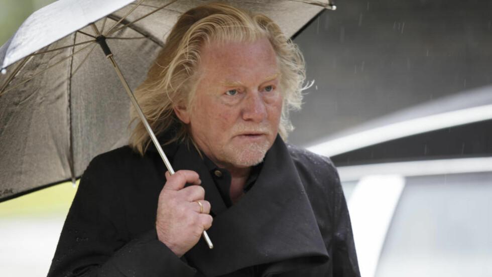 REGNSKAPSROT:  Fotografen Morten Krogvold (65) må møte i Oslo tingrett, siktet for brudd på bokføringsloven. Han har ikke levert selvangivelser siden 2009. Foto: Berit Roald/NTB scanpix