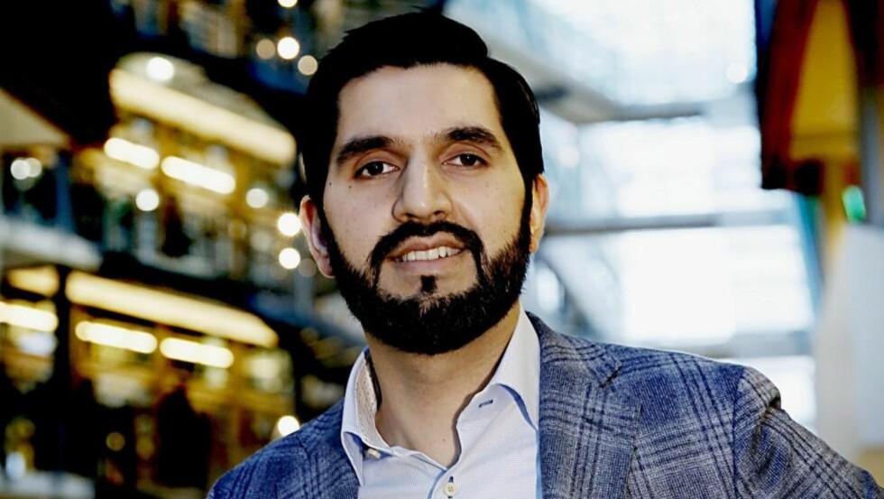 «Norsk islam»: Forfatter Usman Rana gir sin versjon.