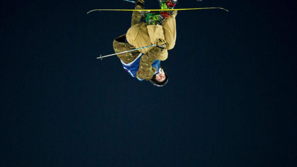 SØLVGUTT: Felix Stridsberg Usterud tok sølv i European Open. Foto: Vegard Wivestad Grøtt / NTB scanpix